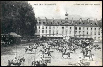 n° 8 - Les carrousels de Saumur