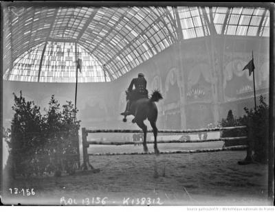 n° 15 - Festivités équestres au Grand Palais