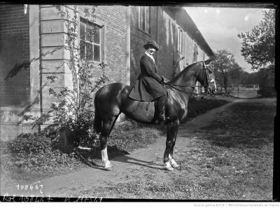 n° 19 - Femmes et chevaux