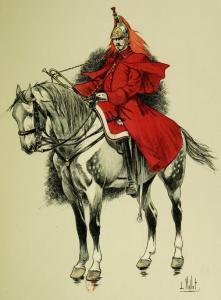 n° 2 - Les illustrations du chic équestre de Louis Vallet