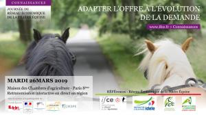 Slides from the French national Equine Economy conference
