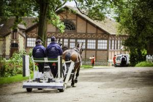 Attelage – Traction animale – Utilisation du cheval attelé