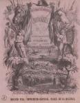 Carrousel de 1850 à l'Ecole de Cavalerie de Saumur