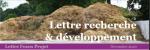 LETTRE RECHERCHE & DEVELOPPEMENT - Lettre Focus Projet,  - Novembre 2020 - Optimiser l'organisation du travail et la prévention des risques professionnels pour améliorer l'attractivité et la rentabilité économique des entreprises équestres