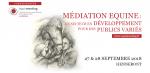 Médiation_Equi-meeting médiation équine 2018