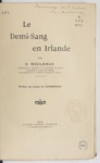 Le Demi-Sang en Irlande