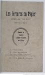 Les Ferrures en papier, modèles ''Curot'', brevetés S. G. D. G.
