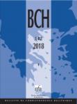 Bulletin de Correspondance Hellénique, 142.1 - 2018 - Varia