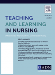 Teaching and Learning in Nursing