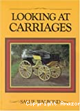 Looking at carriages
