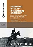 14th International Equitation Science Conference Proceedings