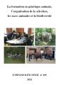 ETHNOZOOTECHNIE, n°109 - 2021 - La formation en génétique animale, l'organisation de la sélection, les races animales et la biodiversité