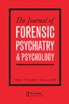 Experiences of recovery for Canadian forensic mental health patients and staff participating in a horse stables program