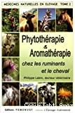 Phytothérapie & Aromathérapie chez les ruminants et le cheval