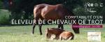 Comptabilité d'un éleveur de chevaux de trot
