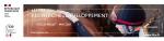 LETTRE RECHERCHE & DEVELOPPEMENT - Lettre Focus Projet,  - Mai 2021 - Etude sur l'attractivité des métiers liés à l'entraînement des chevaux de course en France