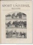 Le Sport universel illustré, 207-232 - 7 juillet-29 décembre 1900