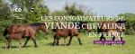 Les consommateurs de viande chevaline en France
