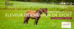 Comptabilité d'un éleveur de chevaux de sport