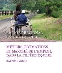 Rapport régional Pays de la Loire : Métiers, formations et marché de l'emploi dans la filière équine