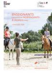 Enseignants d'équitation indépendants : 4 profils types