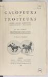 Galopeurs et Trotteurs