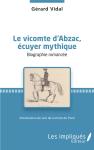 Le vicomte d'Abzac, écuyer mythique