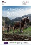 La traction équine en viticulture en France en 2020