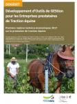 DOGESET Développement d'Outils de GEStion pour les Entreprises prestataires de Traction équine