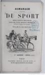 Almanach illustré du sport