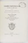 L'Académie d'équitation de Caen au XVIIIe et au XIXe siècles, documents inédits tirés des archives municipales de Caen, par Alfred Gallier,...