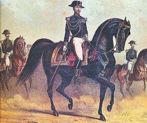 n° 1 - Souvenirs équestres : la Cocotte de L'Hotte