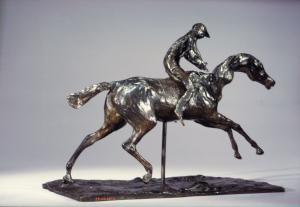 n° 3 - Le ballet poétique du pur-sang, Paul Valéry et Edgar Degas