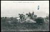 Saumur. - Courses de Verrie - Une chute