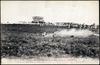 Courses de Verries Saumur 1902. Chute au Talus-Breton