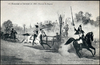 Saumur - Carrousel en 1866 - Courses de Bagues