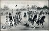 Saumur - Le Carrousel en 1866 - Entrée et Salut - Reprise de Carrousel d'Officiers