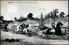 Saumur - Le Carrousel en 1866 - Courses de Têtes