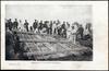 Saumur. - Construction de Radeau.