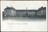 L'Ecole de Cavalerie, entrée principale, - Saumur