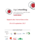 Support des interventions orales - Equimeeting maréchalerie - 29 et 30 septembre 2017 - application/pdf