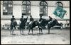 Saumur. - Ecole de Cavalerie, Croupades