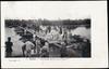 Saumur. - Construction de Pont sur le Thouet.