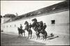 Saumur - Ecole de Cavalerie - Courbette