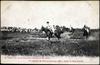 Courses de Verries-Saumur, 1902. - Saut du talus breton
